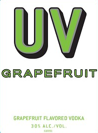Uv Vodka Grapefruit
